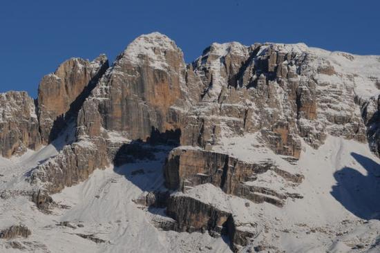 é arrivata la prima neve in val Ambiez - San lorenzo in banale (2180 clic)