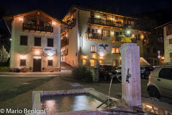 Notturne a  San Lorenzo in Banale (537 clic)