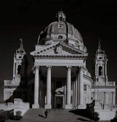 Basilica di SUPERGA - Torino (3401 clic)
