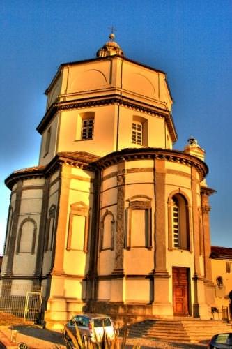 Chiesa di Santa Maria del Monte - Torino (7667 clic)