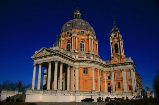 Basilica di SUPERGA - Torino (20877 clic)