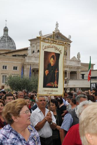 Solenne processione - Casalanguida (1991 clic)