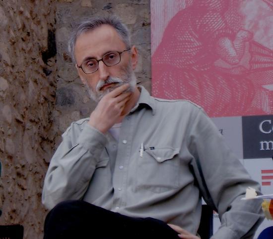Antonio Moresco - Scrittore - Cosenza (1124 clic)