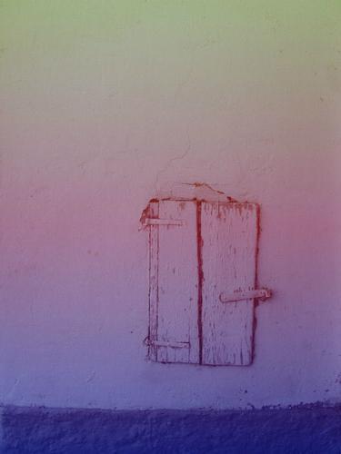 Finestra su uno spazio vuoto - Villa celiera (1365 clic)