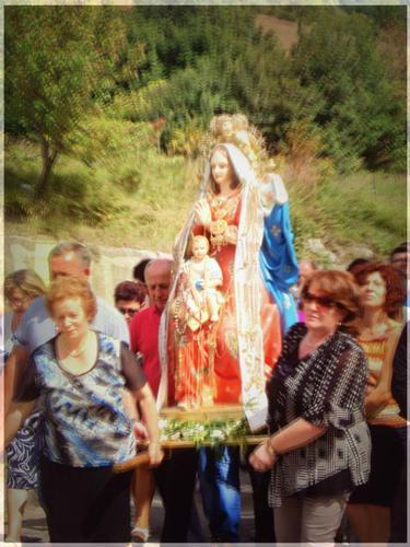 Regina Coeli (processione) - VILLA CELIERA - inserita il 29-Oct-13