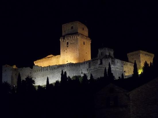 Rocca Maggiore - Assisi (2492 clic)