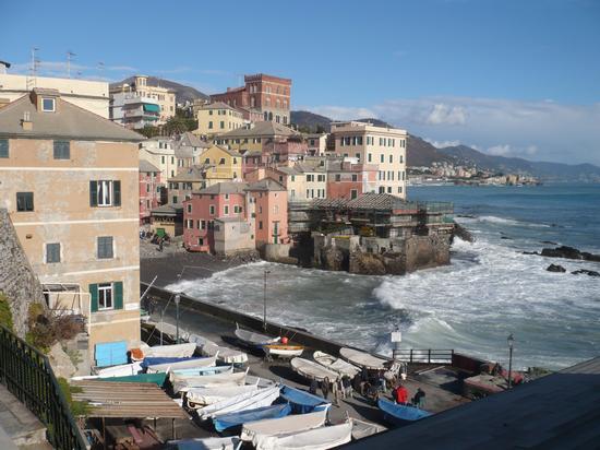 Boccadasse - Genova (1799 clic)