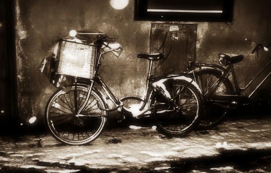 Bici a riposo... - Imola (1378 clic)
