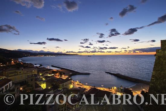 Veduta Della Marina di Pizzo (2061 clic)