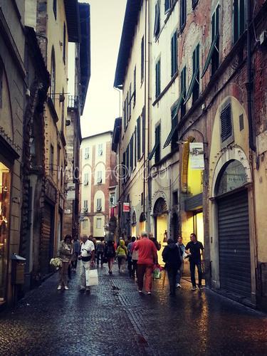 Via Fillungo - Lucca (1131 clic)