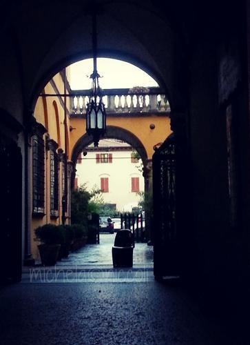 Scorcio nel centro di Lucca (1068 clic)