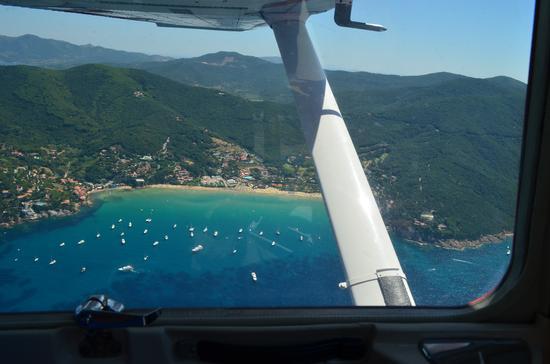 Over Elba's Island - Isola d'elba (1501 clic)