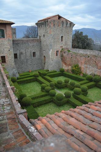 Montecarlo - La fortezza medicea (949 clic)
