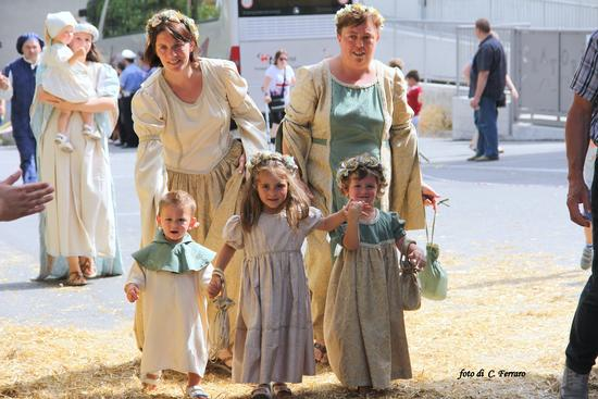 VALL'ALTA MEDIEVALE 2012 (BG) - Gazzaniga (2378 clic)