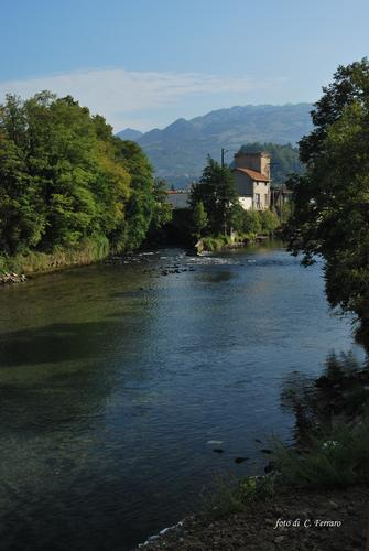 FIUME SERIO - Gazzaniga (1329 clic)