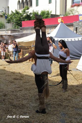 VALL'ALTA MEDIEVALE 2012 (BG) - Gazzaniga (2130 clic)