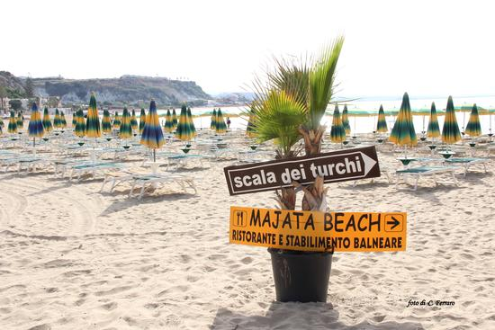 DIREZIONE... SCALA DEI TURCHI - Realmonte (2729 clic)