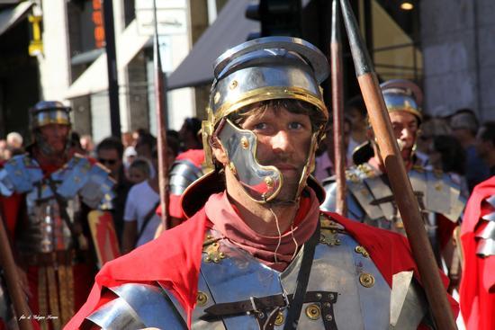 Legione romana a Bergamo (1083 clic)