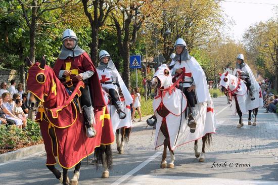 TRESCORE BALNEARIO ( FESTA DELL'UVA) - Gazzaniga (1406 clic)