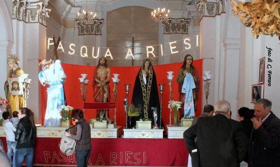 PASQUA A RIESI (CL)  2011 (2580 clic)