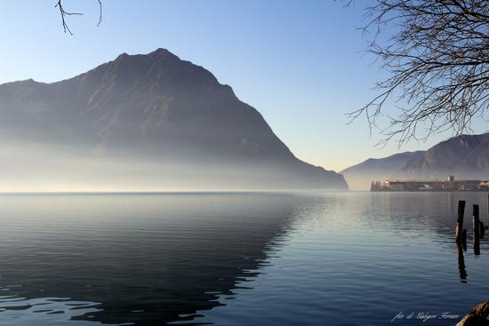 Il lago di Lovere (1206 clic)