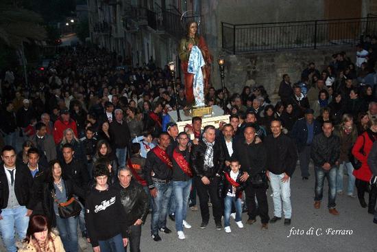 VENERDI' SANTO A RIESI  2011 (2219 clic)