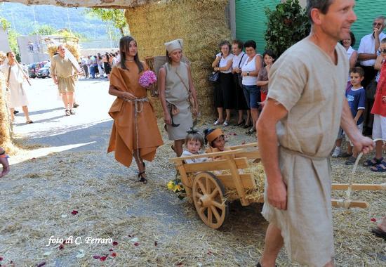 VALL'ALTA MEDIEVALE  2011 - Gazzaniga (1308 clic)