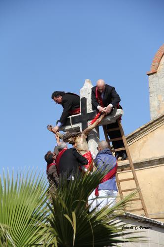 VENERDI' SANTO A RIESI (CL)   2012 (2503 clic)