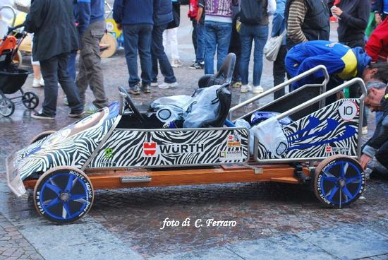 SOAP BOX A CENE (BG)    2011 - Gazzaniga (1535 clic)