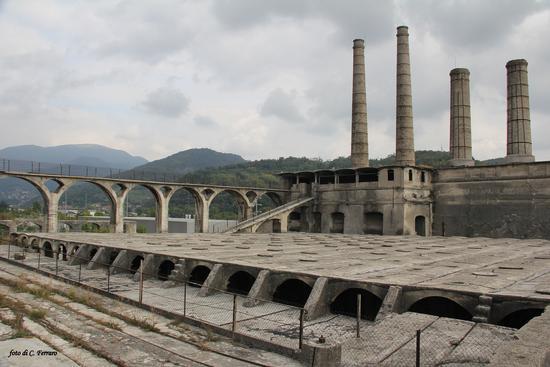 VISITA ALLA VECCHIA ITALCEMENTI DI ALZANO L. - Alzano lombardo (2218 clic)