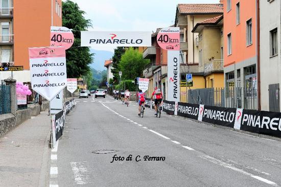 GAZZANIGA E IL GIRO D'ITALIA 2011 (1486 clic)