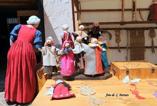 VALL'ALTA MEDIEVALE   2011 - Gazzaniga (1293 clic)