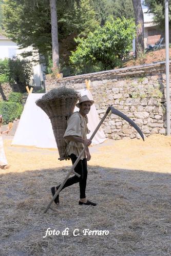 VALL'ALTA MEDIEVALE  2011 - Gazzaniga (1023 clic)