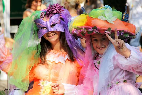 FESTA DELL'UVA 2012 A TRESCORE B. (BG) - Trescore balneario (2824 clic)