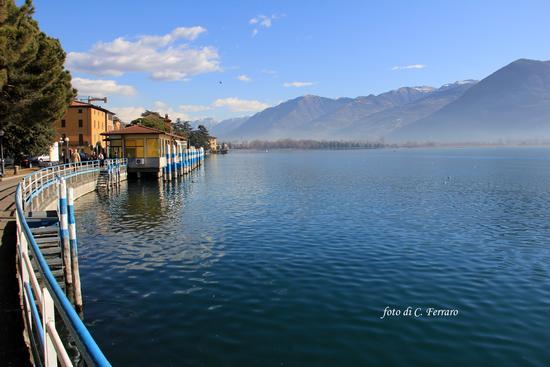 IL LAGO DI LOVERE (BG) - Gazzaniga (3492 clic)