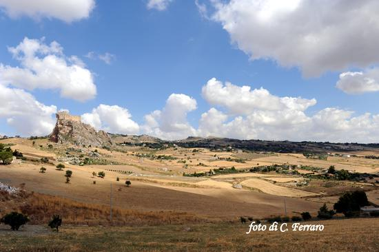 IL CASTELLO DI MUSSUMELI - Mussomeli (2326 clic)