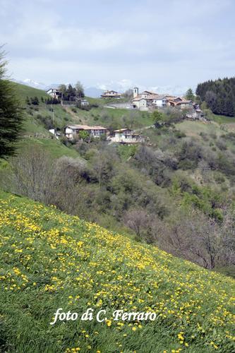 GANDA, FRAZIONE DI AVIATICO (BG) - Gazzaniga (1246 clic)