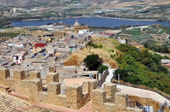 NARO diga di San Giovanni vista dal castello (1431 clic)