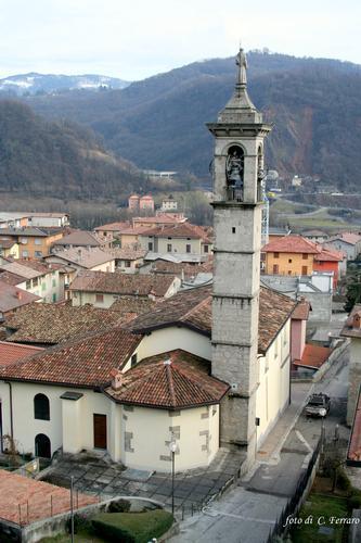 SEMONTE (BG) - Gazzaniga (1225 clic)