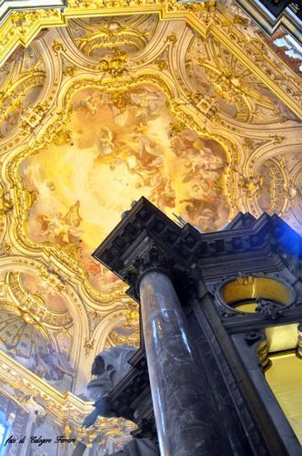 BASILICA SAN MARTINO DI ALZANO LOMBARDO (1236 clic)