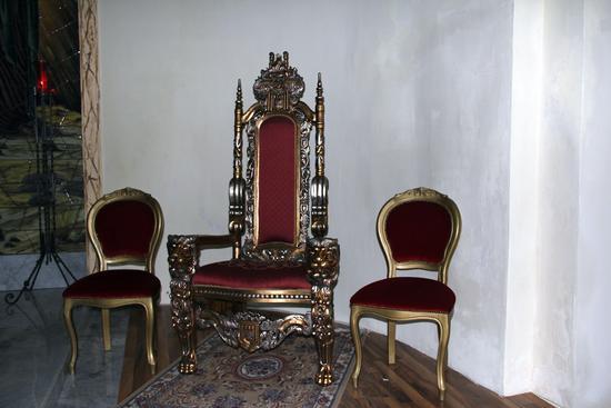 PARTICOLARE DELLA CHIESA DEL ROSARIO - Riesi (1353 clic)