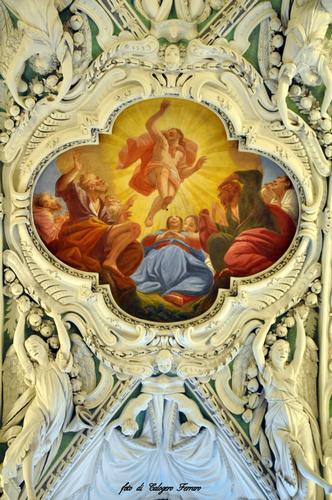 BASILICA SAN MARTINO DI ALZANO LOMBARDO (1525 clic)
