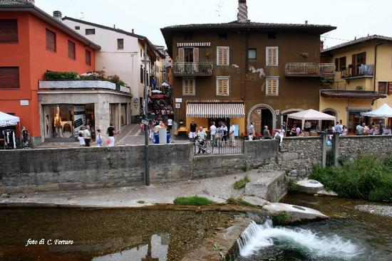 VERTOVA, PREPARATIVI PER LA NOTTE BIANCA 2011 - Gazzaniga (1225 clic)