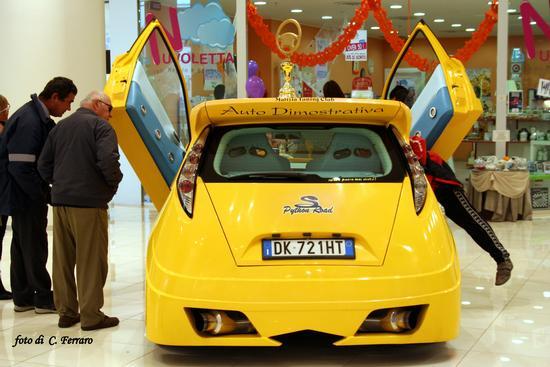 VALSERIANA AUTO TUNING    2011 - Gazzaniga (1295 clic)