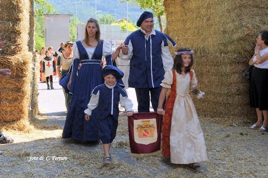 VALL'ALTA MEDIEVALE 2011 - Gazzaniga (1290 clic)