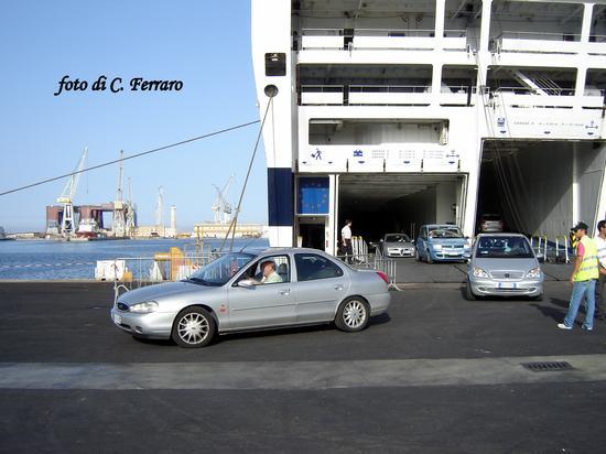 sbarco a Palermo - Riesi (2409 clic)