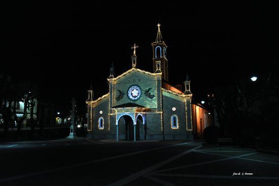 CHIESA DI SAN GIORGIO A FIORANO AL SERIO (BG) - Gazzaniga (1425 clic)