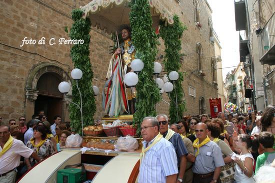 FESTA DI SANTO ROCCO A BUTERA (CL) - Riesi (2796 clic)