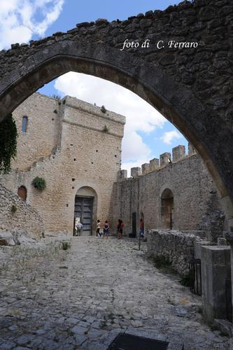 CASTELLO DI MUSSUMELI - Riesi (3158 clic)