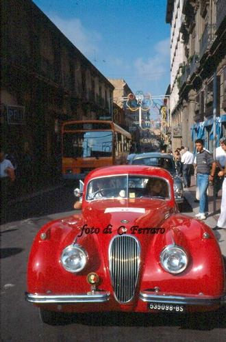 AUTO D'EPOCA A CALTANISSETTA - Riesi (2480 clic)